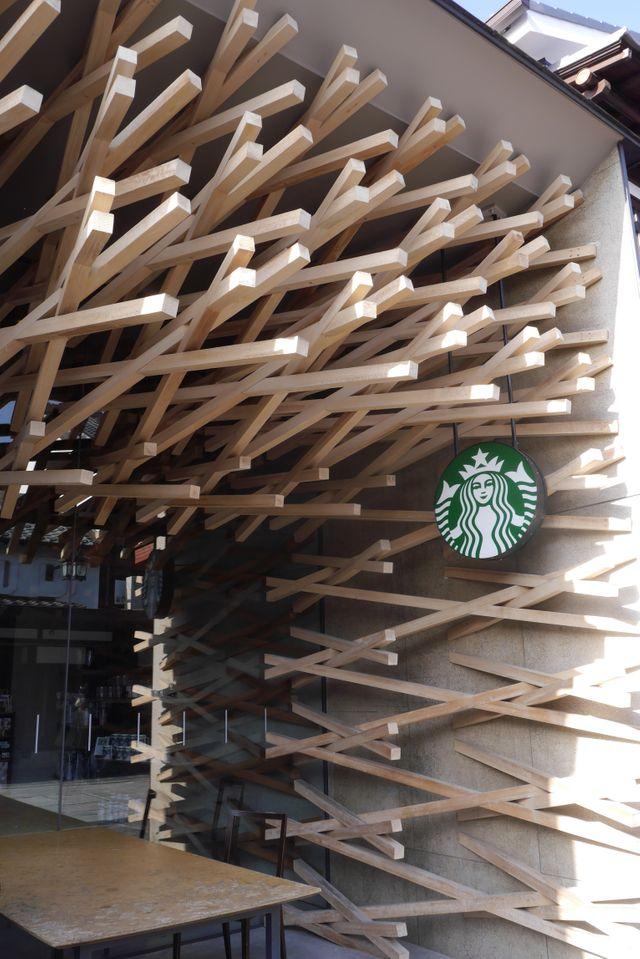 经典设计:木条造型