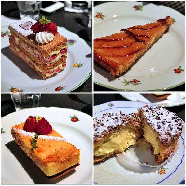 『日本京都』2013年京阪賞櫻之旅DAY1-Salon de The AU GRENIER D'OR法式甜點名店@Mika Cheng (3656) - 旅行酒吧