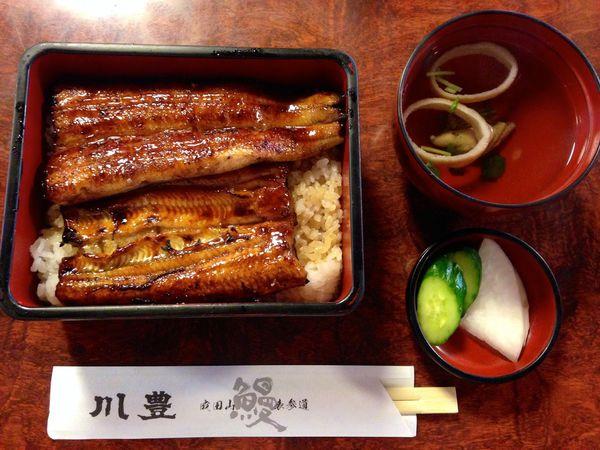 [東京] 成田山表參道鰻魚飯名店『川豐」。讓人欲罷不能的好滋味@偽日本人x歪嘴May (3856) - 旅行酒吧