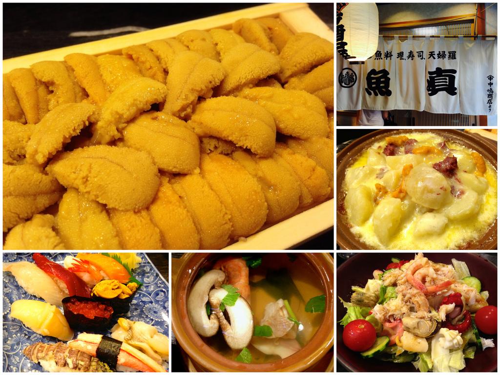 [北海道] 小樽魚真壽司。不吃會後悔, 吃了會想念的好吃名店@偽日本人x歪嘴May (3857) - 旅行酒吧