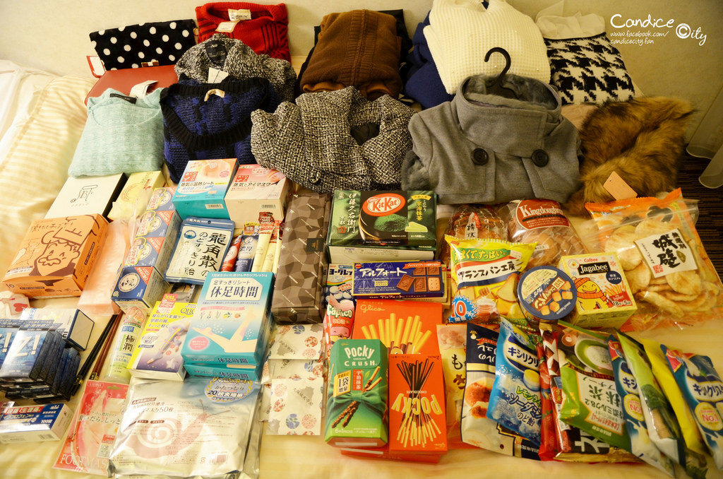 【2014日本】大阪、神戶奈良 必買伴手禮!買買買購物總覽篇!@陳小沁 (3881) - 旅行酒吧