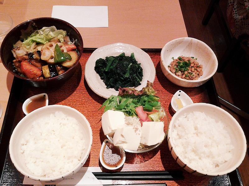 [日本]素食者該怎麼吃~日本素食必看必看必看~!!純素/奶素/蛋奶素/vegan/素食主義者/vegetarian/日本素食餐廳