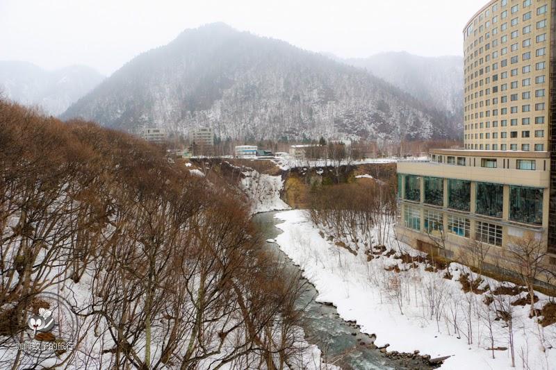 【北海道/札幌】冬季溫泉小旅~定山溪