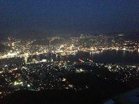 稻佐山夜景(稻佐山展望台)