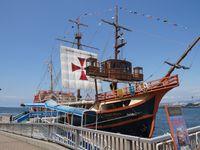 帆船型觀光船 聖瑪麗亞號