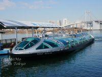 東京都觀光汽船HOTALUNA(隅田川水上巴士)