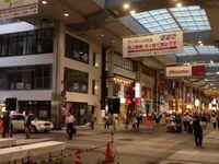熊本下通商店街