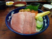 海鮮丼 大江戶