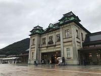 JR門司港車站