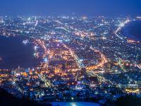 函館山展望台夜景
