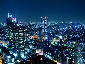 東京都廳大廈展望台 - 新宿・中野・杉並景點 (sight35) - 旅行酒吧