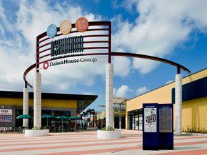 沖繩奧特萊斯購物中心ASHIBINAA