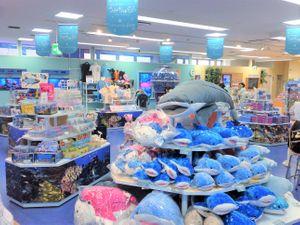 沖繩美麗海水族館 直營店 Umichurara