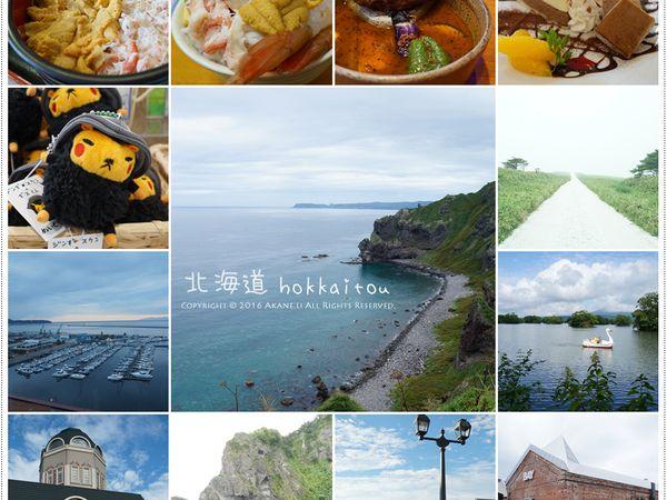 【總整理】北海道自助不求人 不藏私景點美食分享