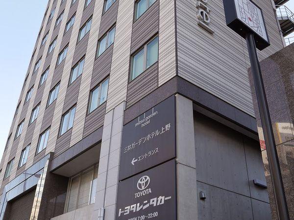 Mitsui Garden Hotel Ueno Clioa 4748