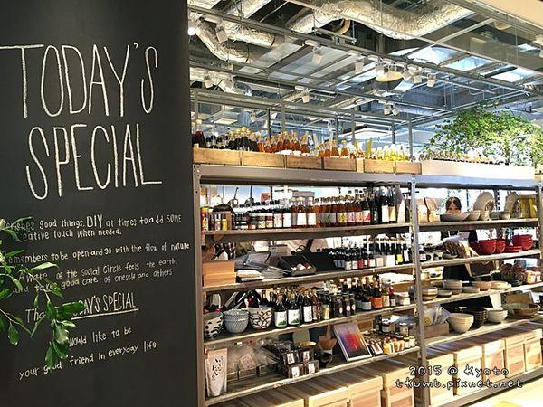 [京都。雜貨]食品餐具控請小心TODAY'S SPECIAL Kyoto太好敗了@時光手帖 (8243) - 旅行酒吧