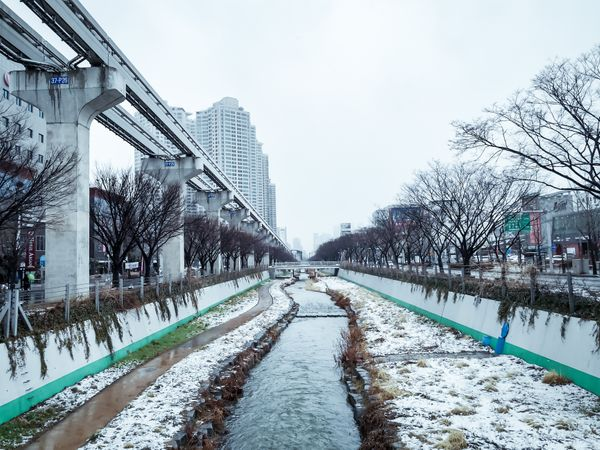 釜山/大邱 的常見問題 <<10月至3月天氣、穿衣與保暖>>
