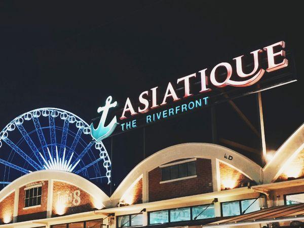 曼谷河濱夜市 Asiatique,美食行程全攻略