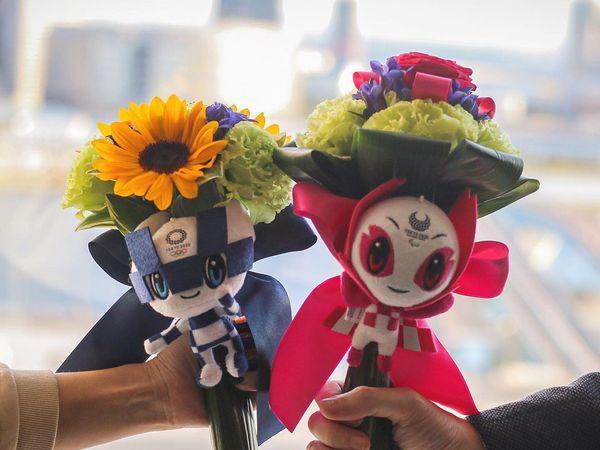 最暖心感人的2020東京奧運「勝利花束」!永遠思念311大地震逝世的人們!