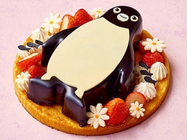 【限量80個 超稀有】Suica企鵝推出白巧克力蛋糕!