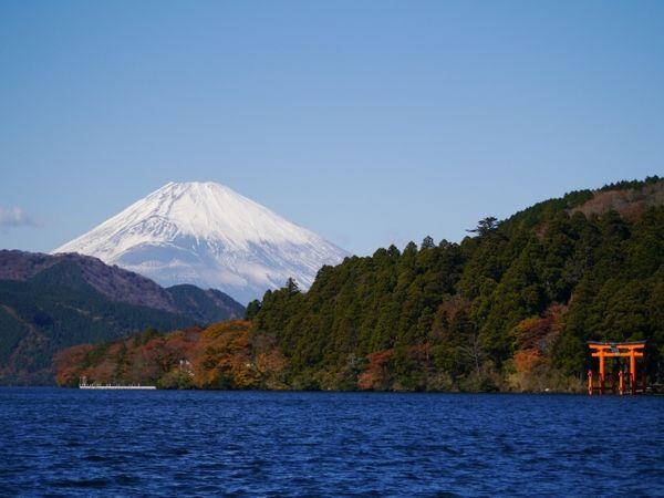 日本10大忘憂景點排行榜!富士山居然才第三名!