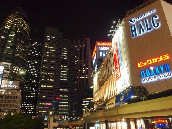 哈日族的滿滿回憶!新宿車站地標「小田急百貨店」將於2022年9月結束營業,新設施也預計在2029年完工!