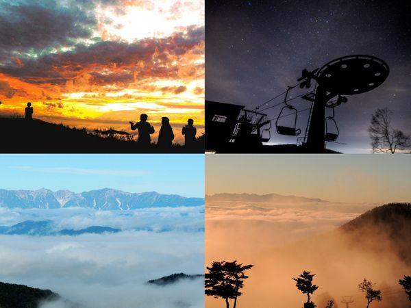【長野】睡在「星河與雲海之間」的非凡體驗!這個露營場位於海拔1600米?