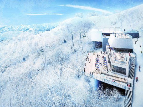 北海道「星野度假村TOMAMU」冬季最夢幻的雪山世界!1088公尺高「霧冰Terrace」絕美登場!