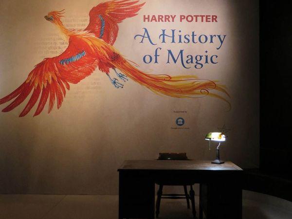 【東京/兵庫】2021年「哈利波特與魔法史」巡回展覧日本站開催!魔法世界背景大解構!