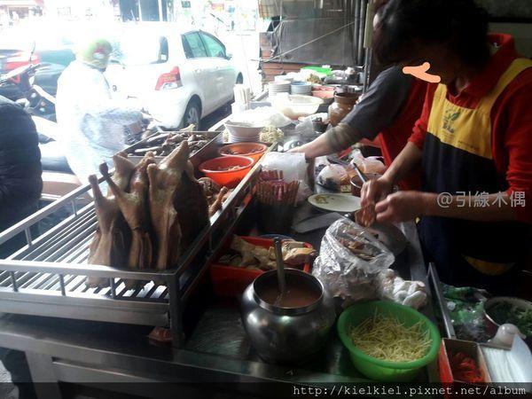 [食記/嘉義] 阿波鴨肉麵~25元麵飯附水果
