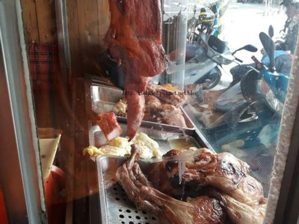 [食記/嘉義]港記燒臘店│肉肉配搭任拼湊