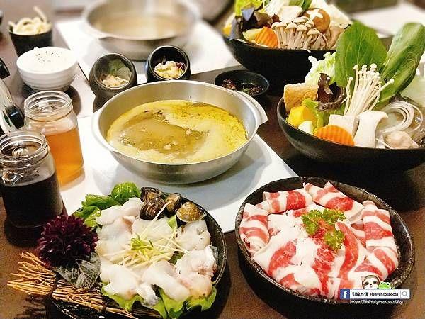【嘉義】[二訪] 紅豬呷火鍋 -寒冬吃鍋品南洋暖意,撼動口味的叻沙湯頭