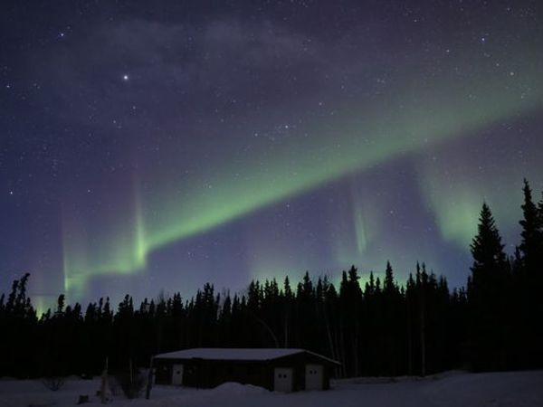 美國*阿拉斯加|為了追尋極光,我飛往阿拉斯加