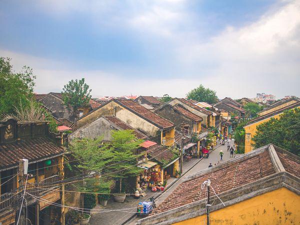 【越南】會安古鎮二日遊攻略 - 會安景點地圖.美食.行程整理