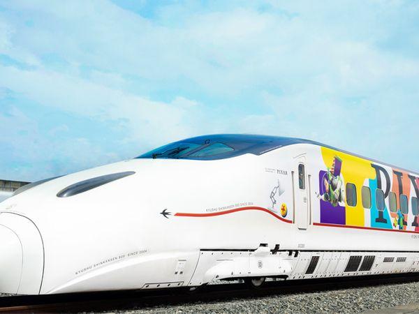 甚麼?居然可以搭乘鬼滅之刃、皮克斯PIXAR等列車遊歷日本~2020年4條全新主題電車線