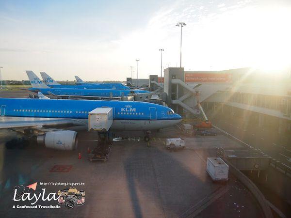 【不專業分享】購票&搭乘經驗 ⧱ 歐洲。荷蘭皇家航空 KLM