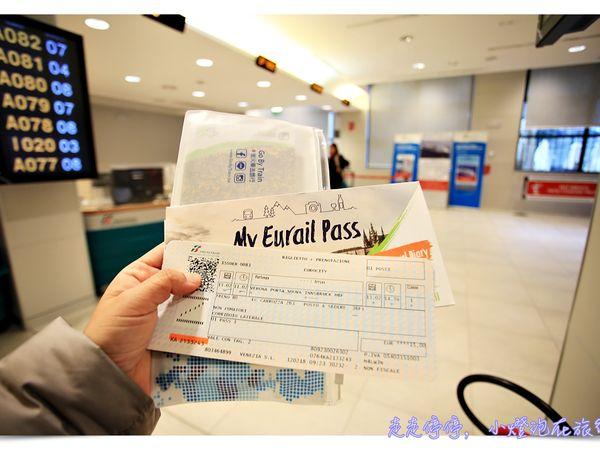 2018歐洲火車通行證Eurail pass 關於歐洲火車通行證購買、使用、訂位、Q&A以及你不知道的10個小秘密~
