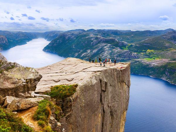 走向歐洲最北方,今年你想去哪國!?