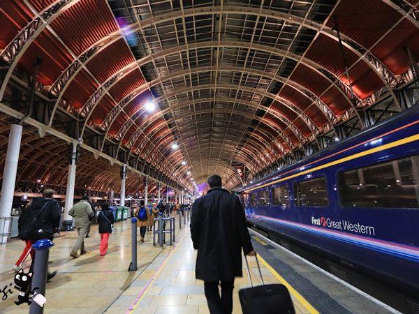 英國火車攻略|火車票價與購買、火車通行證好方便、搭車注意事項