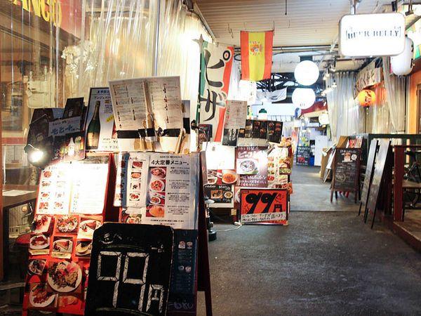 大阪天滿夜生活