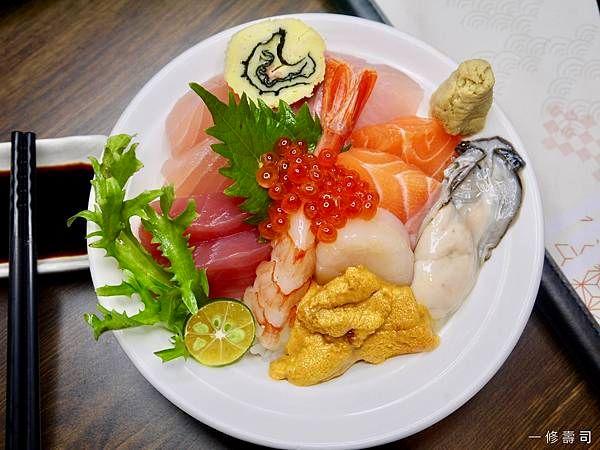 【新北市 中和區/捷運中原站】一修壽司-無菜單料理只要$600 UP,超高CP值,料好實在,日本料理必吃推薦