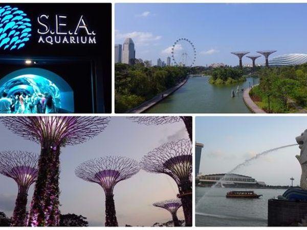 新加坡【懶人包】景點美食交通住宿行程攻略 - 5天4夜自由行
