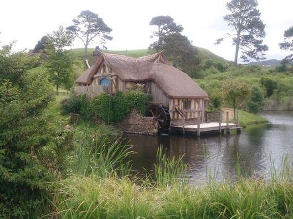 紐西蘭北島【景點】《魔戒》哈比村 - 參加導覽團體驗哈比人的世界!