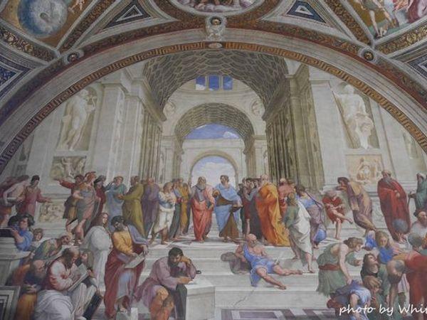 【梵蒂岡】梵蒂岡博物館~最有效率的參觀路線攻略