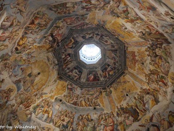 【義大利 佛羅倫斯】聖母百花大教堂及登頂