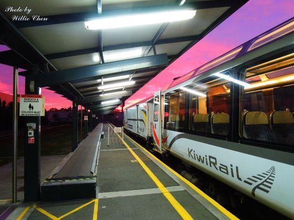 [紐西蘭環島] Christchurch to Greymouth 高山觀景火車TranzAlpine