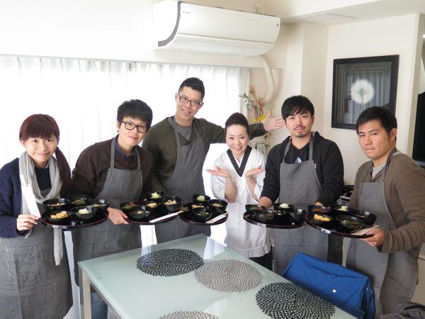 Machiko真智子 料理教室